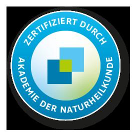 Zertifizierter Ernährungsberater der Akademie der Naturheilkunde